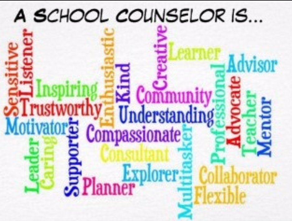 Thumbnail for I love being a School Counselor #NSCW16