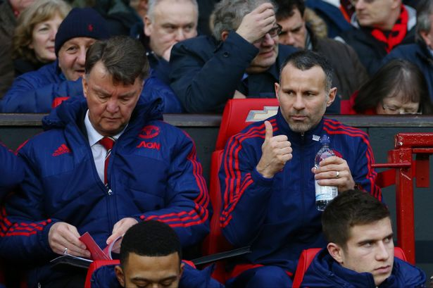 Ryan Giggs, Manchester United, Glenn Hoddle, Mauricio Pochettino, Jose Mourinho