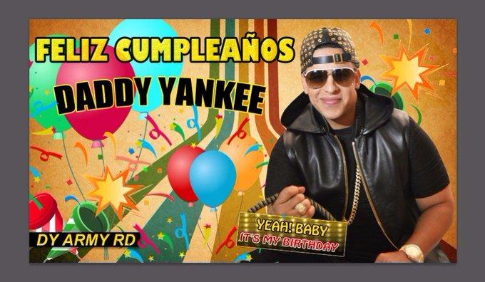 Daddy Yankee's Birthday Celebration