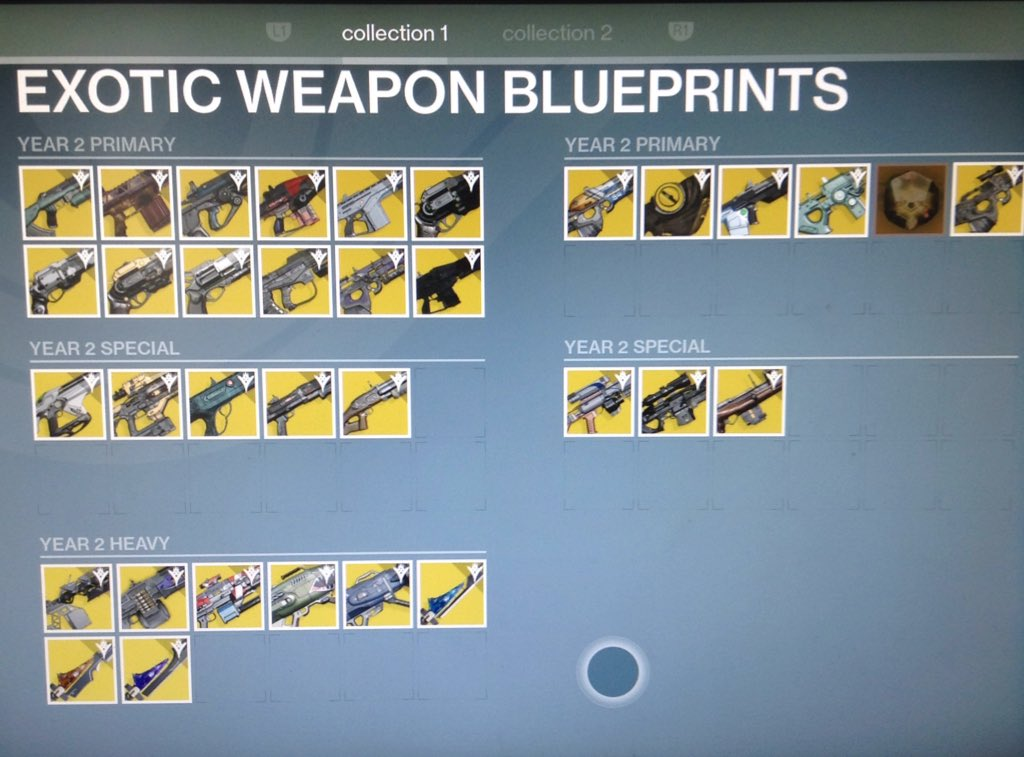 xkr on twitter all exotic weapons in destiny right now got xkr on twitter all exotic weapons in destiny right now got them all destinythegame httpsteyxwp7jzk6 malvernweather Images