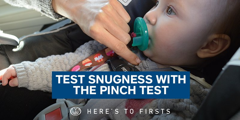 Allstate On Twitter Do You Know The Pinch Test Check Out Car Seat Tips For FirstTimeParents Tco LkShtPzz8P T3uMFN9hCT