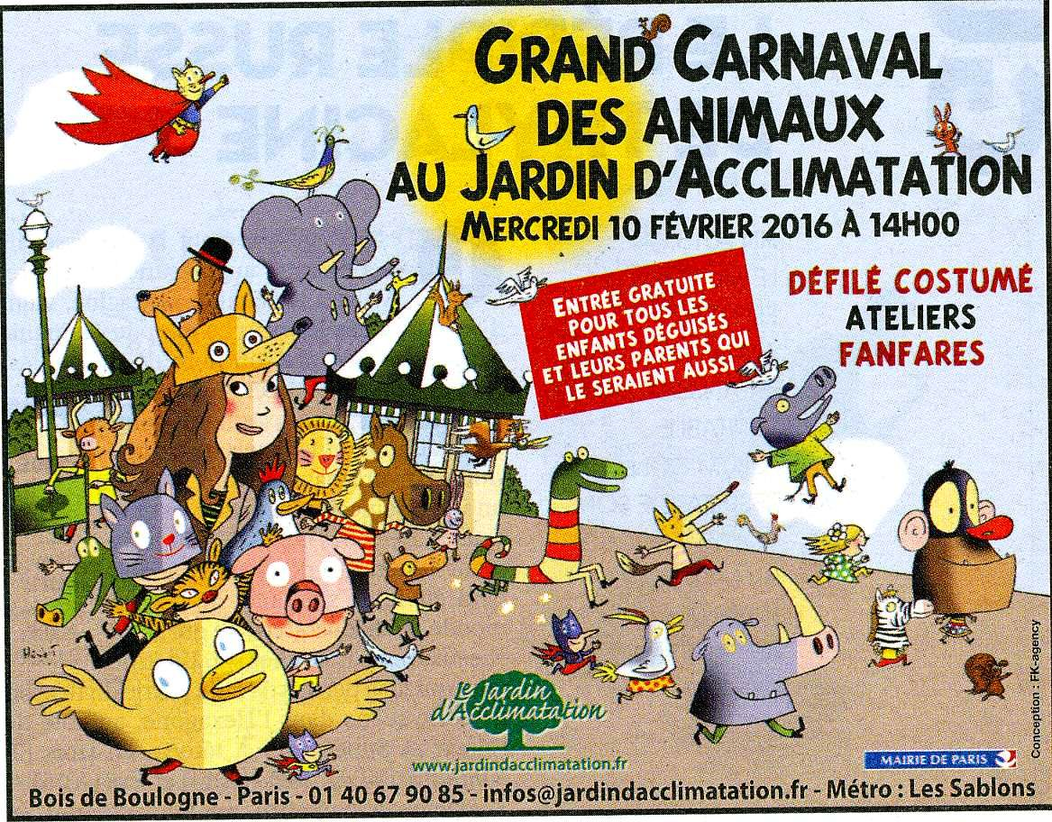 Ozarkraccoon On Twitter Carnival Of The Animals At Le Jardin D