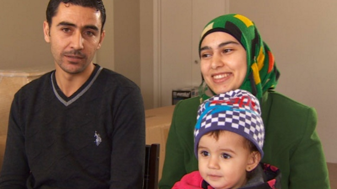 """We feel free."" A CBC special series on #SyrianRefugees continues https://t.co/pPiISv7HkJ https://t.co/JSusQ5KTZ3"