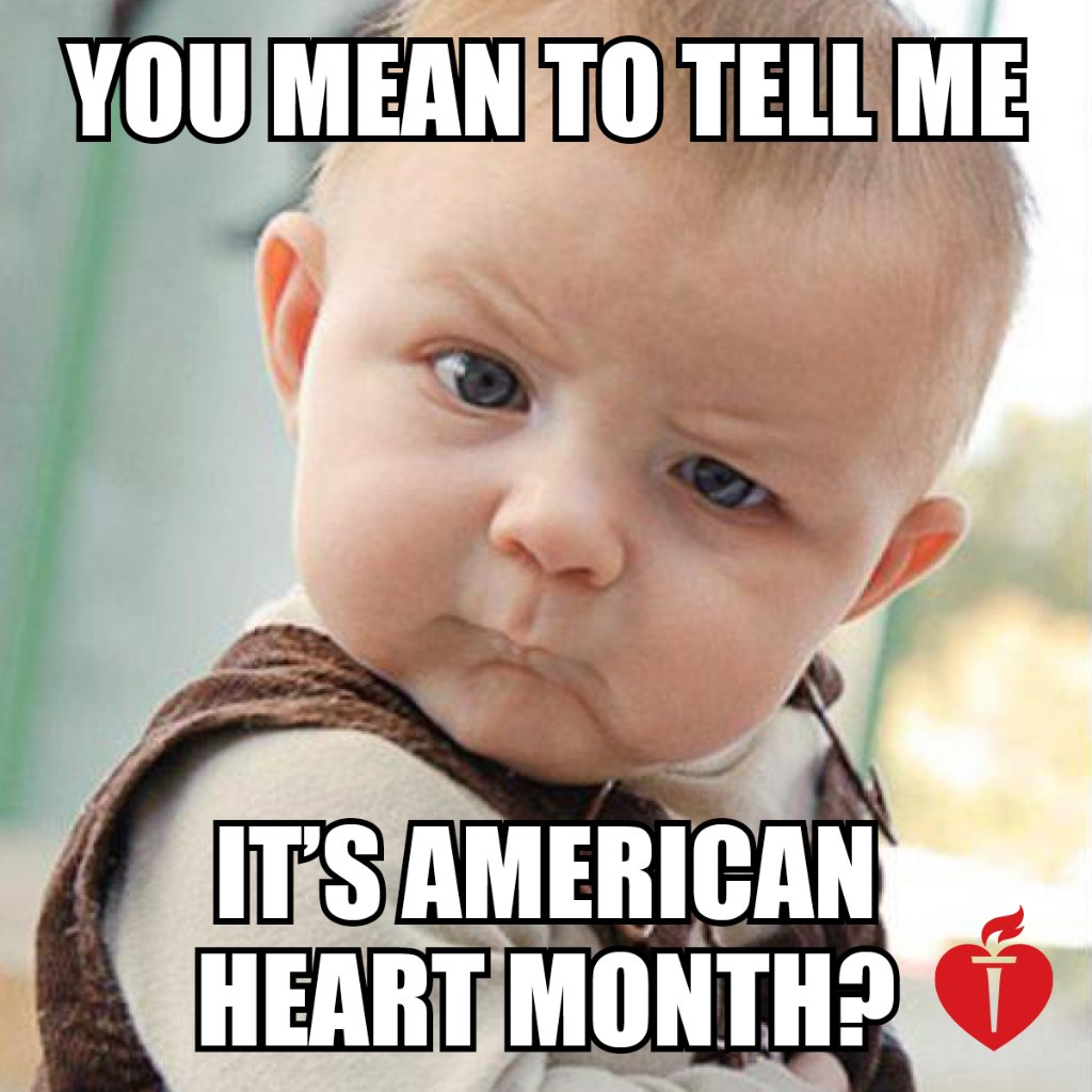 Thumbnail for February is American Heart Month