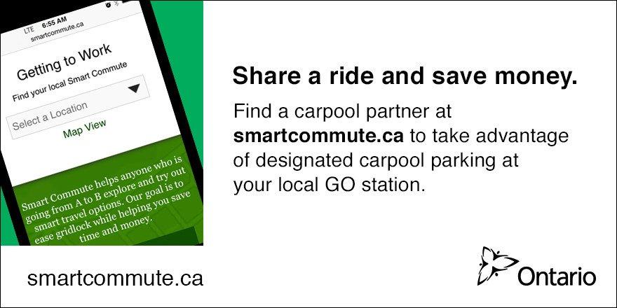 carpoolweek hashtag on Twitter