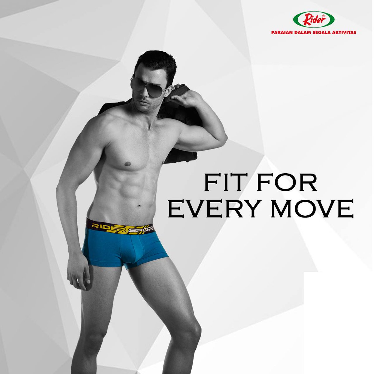 Dimana Beli Boxer Rider Sport R 763 B Pakaian Dalam Celana Source · Rider On Twitter Underwear Sport Fit For Every Move Https Joy Exercise Leggings Navy And ...
