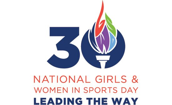 Happy 30th annual National Girls & Women in Sports Day! #NGWSD https://t.co/oUXrju6Bks