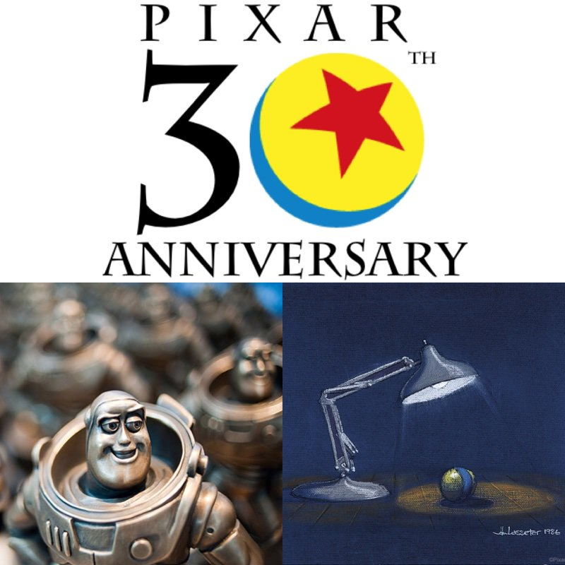 Happy 30th Anniversary Pixar - studio that made me fall in love with animation & the core of my career aspirations. https://t.co/c9QVGFO9JK