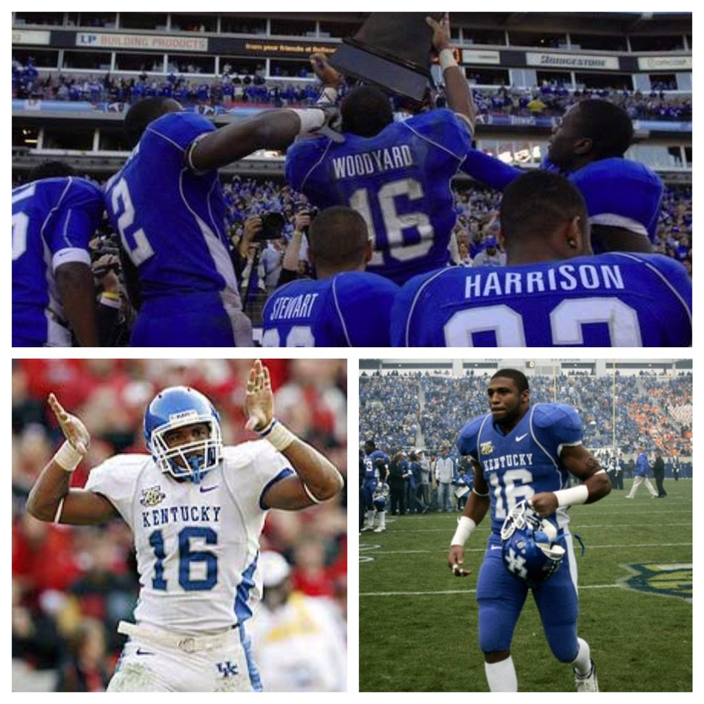 Great day for #B16BlueNation Seeing the #16 brings back GOOD memories! Great decision signees! Let's GO @UKFootball https://t.co/LVPVPZzgNg