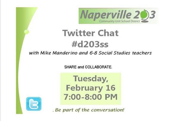 Thumbnail for #d203ss chat with Michael Manderino