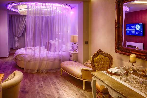 Hotel luxe belgique jacuzzi chambre avec for Chambre de luxe avec jacuzzi belgique