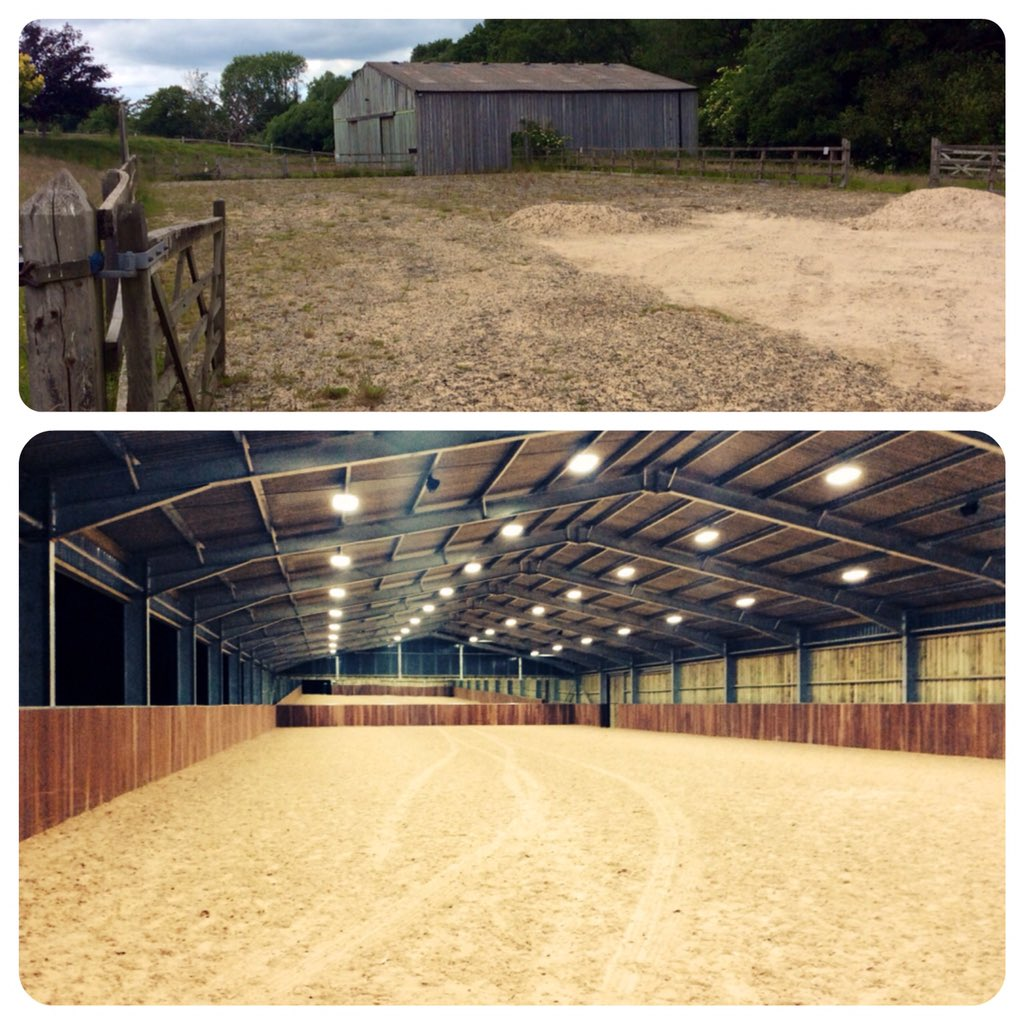 """Equine Construction On Twitter: """"After A Miserable Wet"""