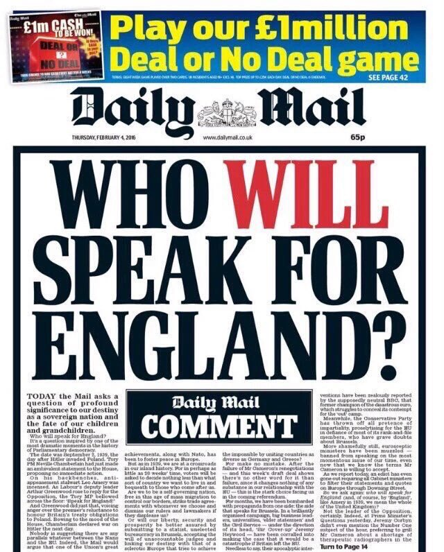 One for older viewers... #whowillspeakforengland https://t.co/xqzdmt5sxz