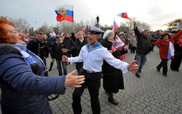 Блокада оккупированного полуострова показала, что Крым без Украины не выживет, - Кравчук - Цензор.НЕТ 5751