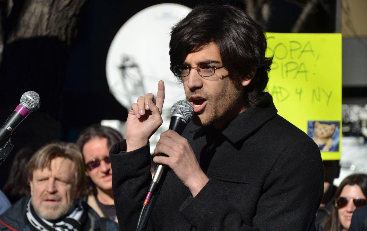 Aaron Swartz, eroe di internet e della libertà