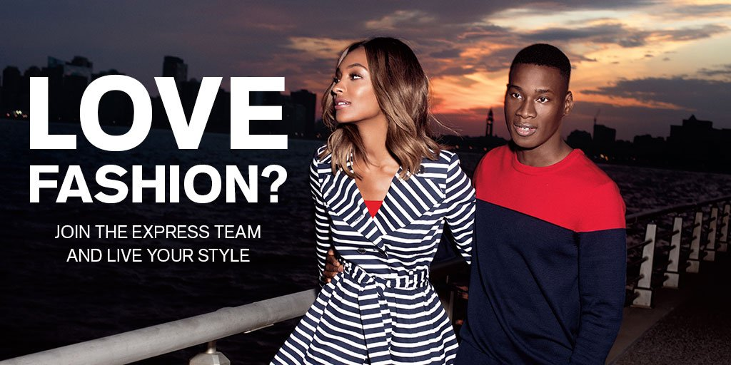 Company we love: #fashion brand Express (@expresscareers) is #hiring, view their jobs https://t.co/wCIS0NuxJ6 https://t.co/eIagn7XY4w