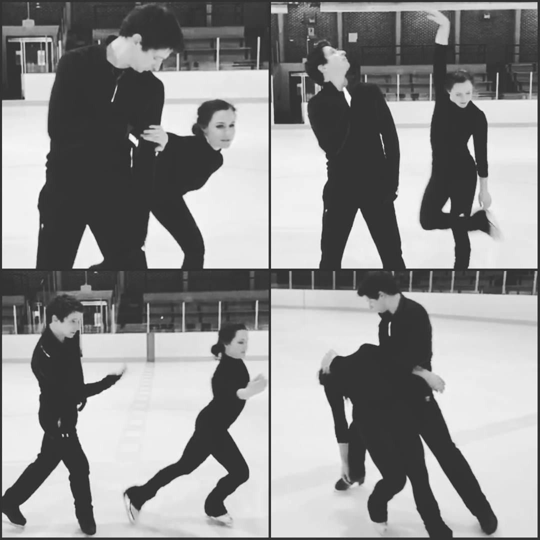 Тесса Виртью - Скотт Моир / Tessa VIRTUE - Scott MOIR CAN - Страница 5 CaVALjxXEAE7pQM