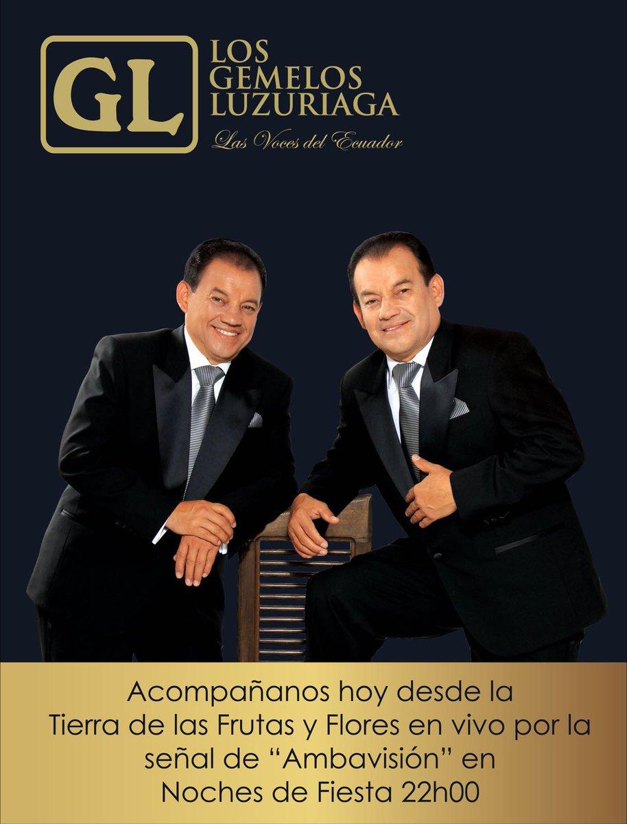 LosGemelosLuzuriaga (@Los_GLuzuriaga) | Twitter