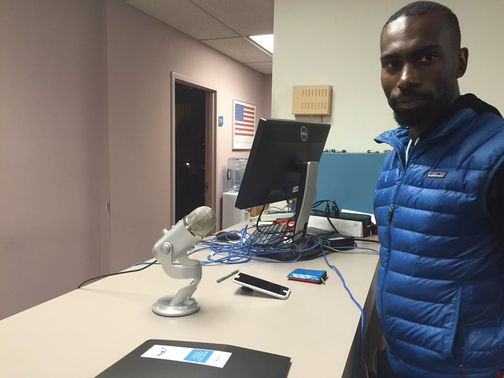 DeRay Mckesson – black lives matter thug running for Baltimore Mayor