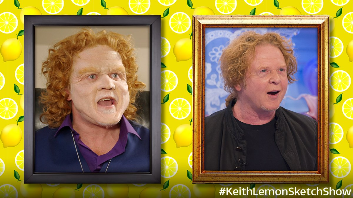 RT @itv2: One of them has slept with a 1000 women. The other one's Mick Hucknall. #KeithLemonSketchShow starts tonight 10pm! https://t.co/y…