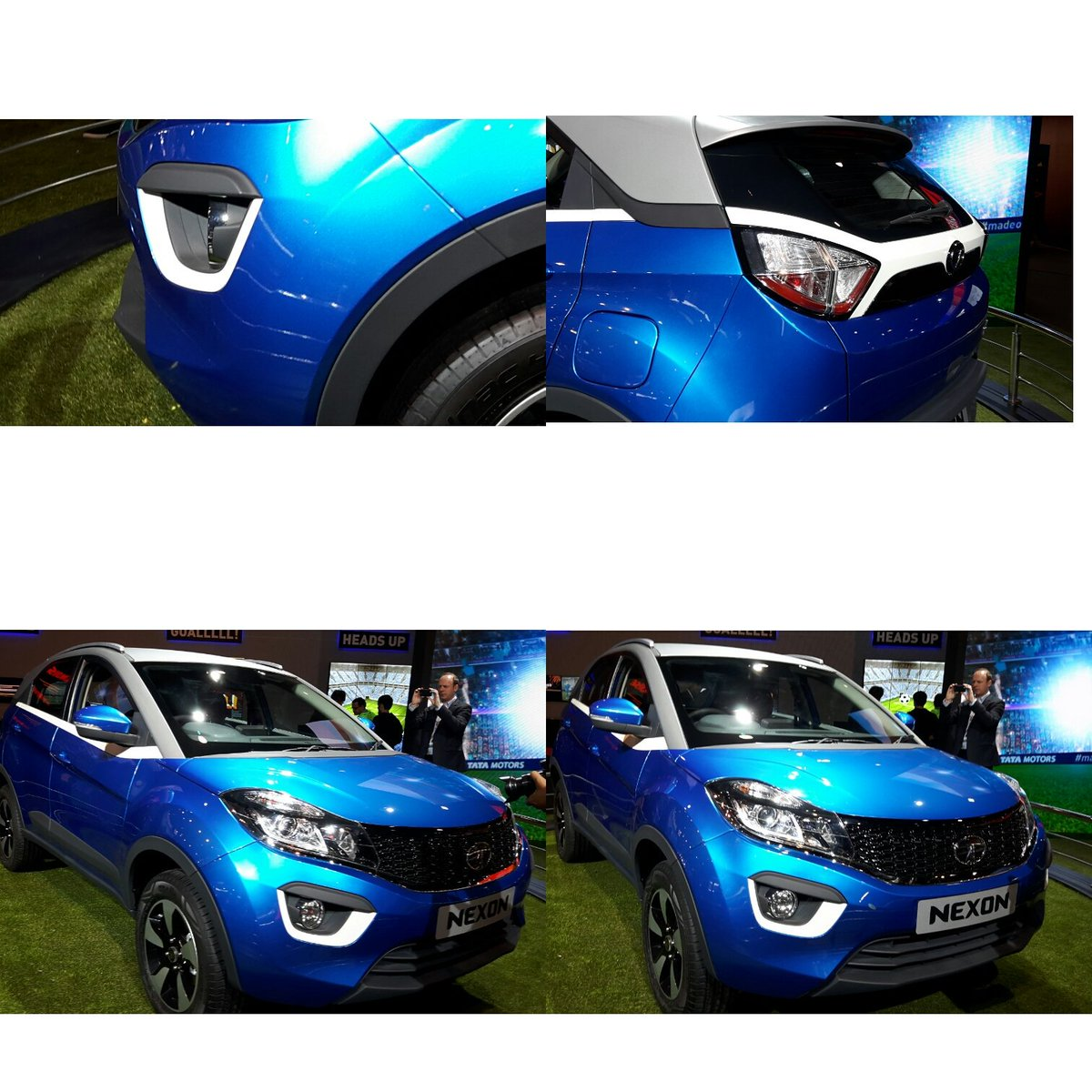 #Tata Nexon star car of #autoexpo2016 for me @BosePratap . Still cant believe its production version ! https://t.co/sfSuPVlZVN