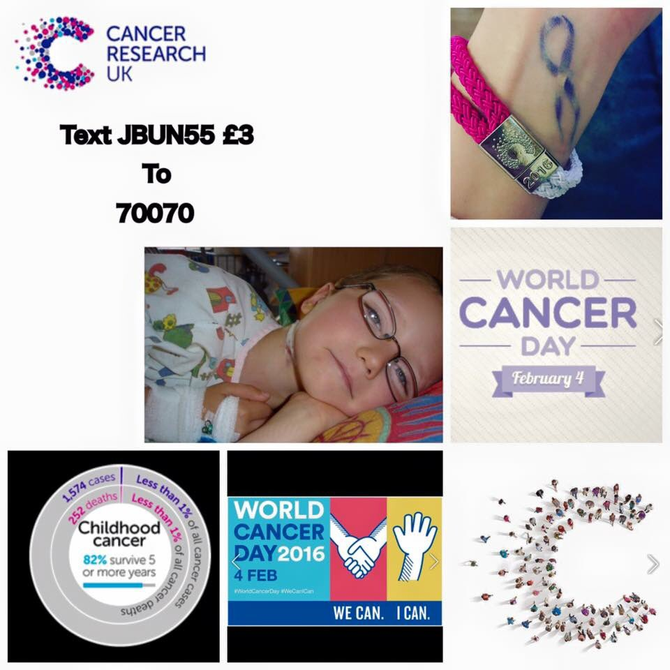 RT @paulpage76: @lemontwittor can you retweet please and look at https://t.co/1tCCThP6OU #ADayToUnite #fundraising #WorldCancerDay https://…
