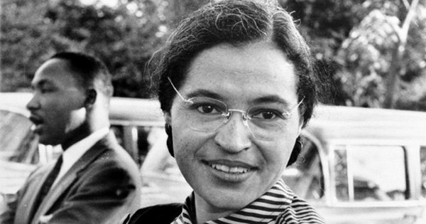 Happy birthday, Rosa Parks! The civil rights legend on the meaning of life https://t.co/D2G8PrXMm8 https://t.co/CMBCxJg07i