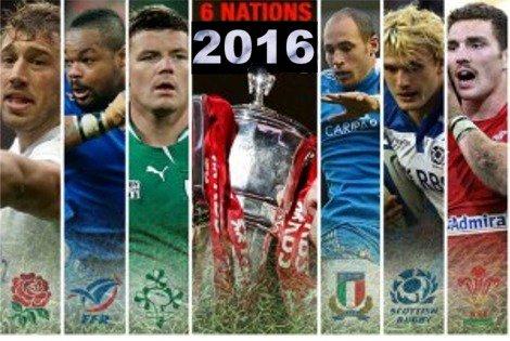 Sei Nazioni Rugby: Francia-Italia sabato 6 febbraio 2016