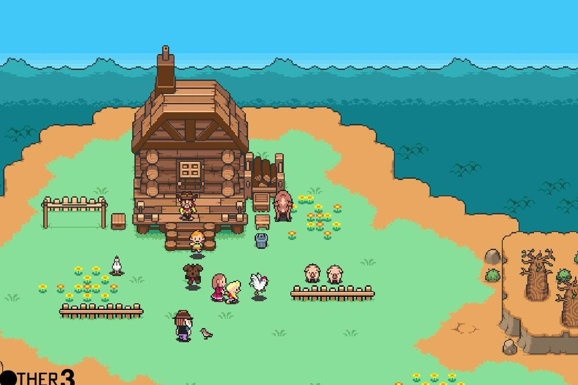 10 years later, Mother 3 will finally get a Western release, reports say: https://t.co/SgUsdm0ZZN https://t.co/BYkVnoTE8x