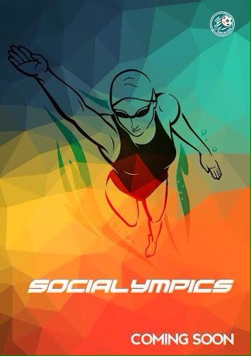 No Half-times   No Substitutions   No Timeouts   Just stroke after stroke   #SociaLympics https://t.co/Ul3UY80Nen