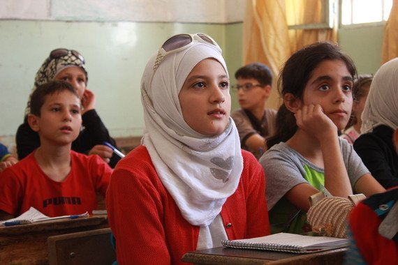 .@LilyCaprani on ensuring there is no lost generation for Syria http://ow.ly/XVSxO @HuffPostUK #SupportSyrians