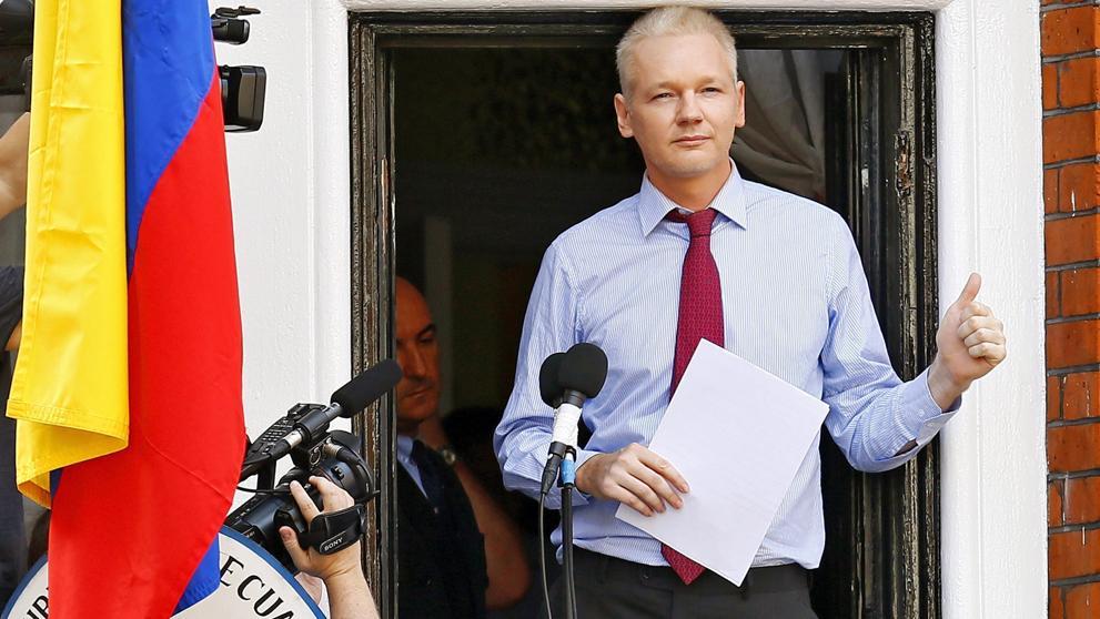Illegittima la detenzione di Julian Assange (WikiLeaks)