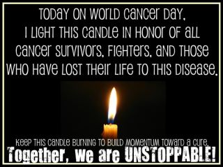Brain cancer is still an unwinnable battle which can attack everyone. #GetInvolved @WorldCancerDay to speedup a cure https://t.co/tOIfLbEl2A
