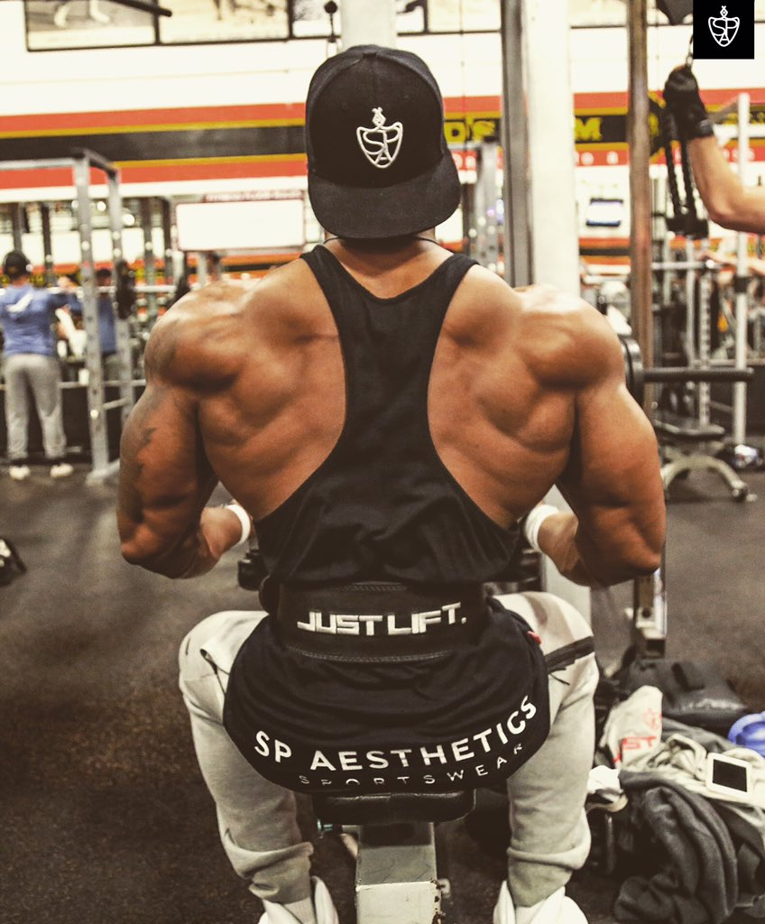Simeon PANDA Spa Just lift Homme Gym T-shirt Bodybuilding Muscle Fitness//MMA