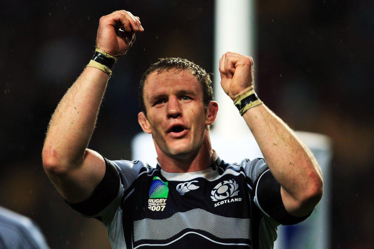 Former Scotland captain Jason White