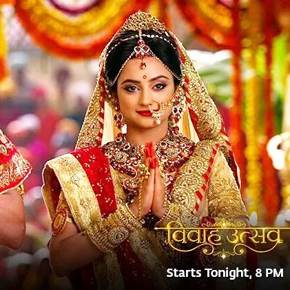 Madirakshi Mundle as Sita in Bridal look in Siya Ke Ram - latest image, picture