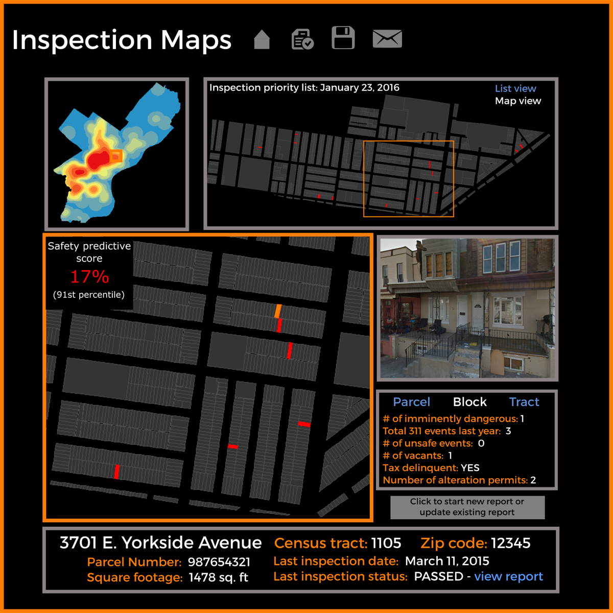 Using predictive modeling to prioritize building inspections