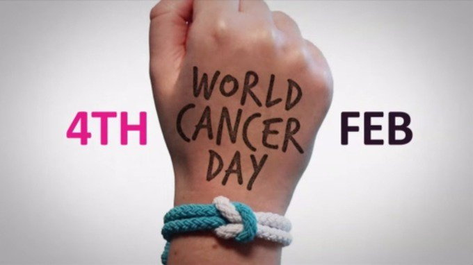 On #WorldCancerDay we think of those who are fighting, and remember those who have sadly lost their battle. https://t.co/onKJqhoEZx