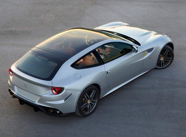 Marco F Renna On Twitter Ferrari Ff 2016 Facelift Ferrari Ff Ff2016 Rennadesign Design Ideas Https T Co S4vlc1jarn