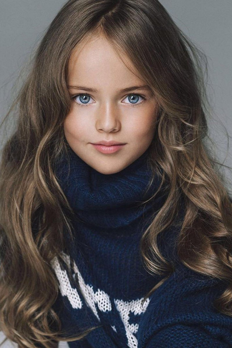 Let S Discuss The 10 Year Old Dubbed World Most Beautiful Krisspimenovaa