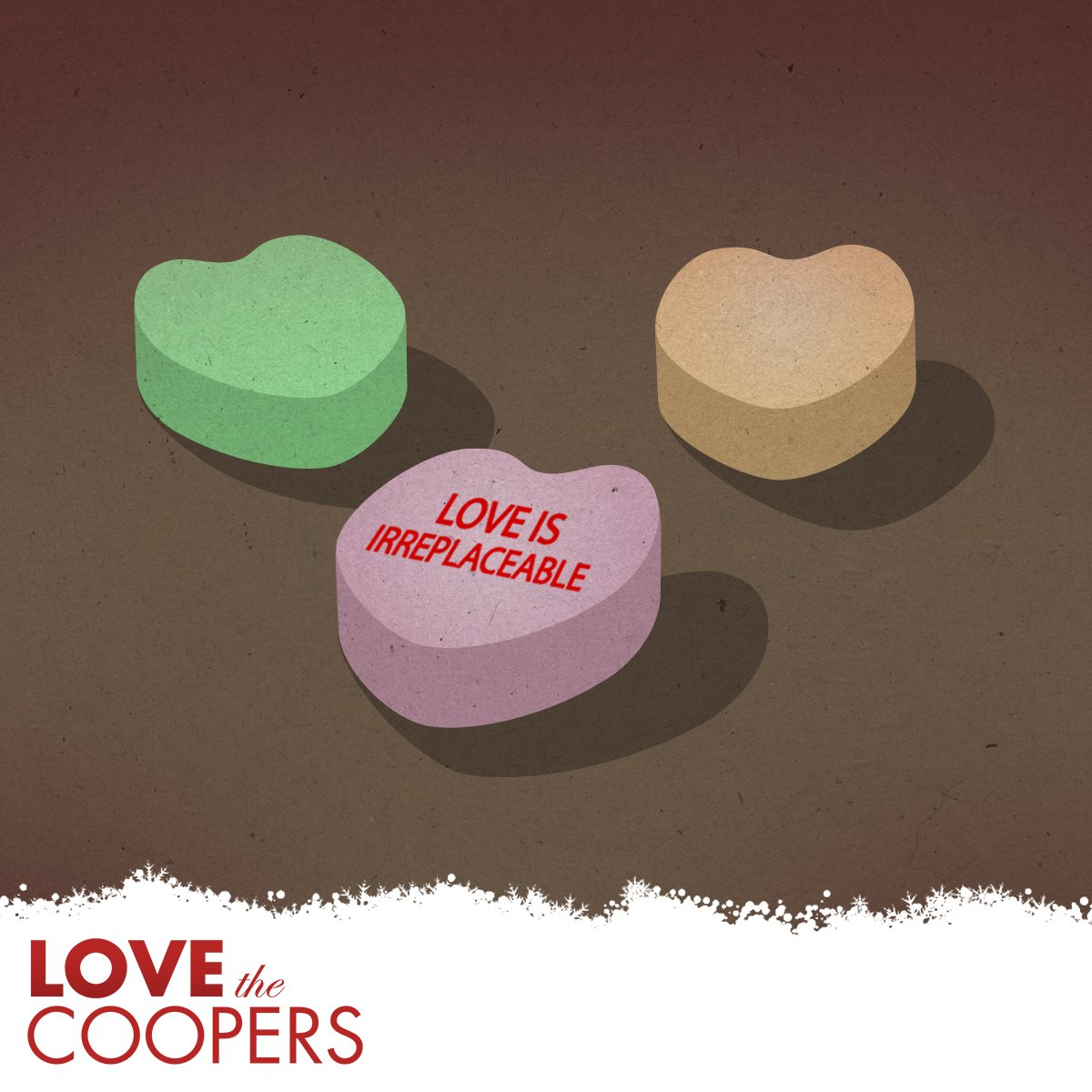 Once you've found it, there's no going back. #LovetheCoopers https://t.co/FvTHZxrwu6