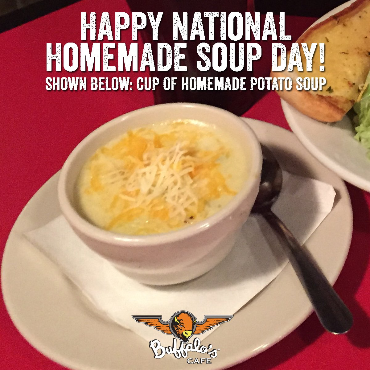 Nationalhomemadesoupday Hashtag On Twitter
