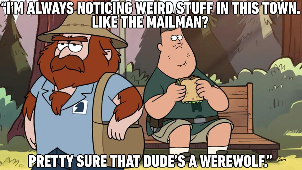 Disney Xd On Twitter Soos Doesn T Believe In Thanilmanday Don Be Like Gravityfalls Https Co A4mdzq442t