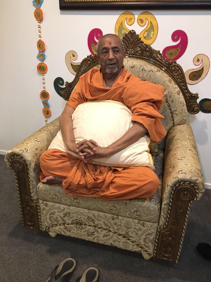 Jay swaminarayan param pujay hariprasad swamiji