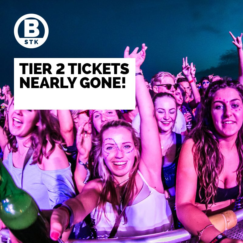 Blown away by how quickly tickets are selling this year! To celebrate we're giving away 2 VIP upgrades. RT to win