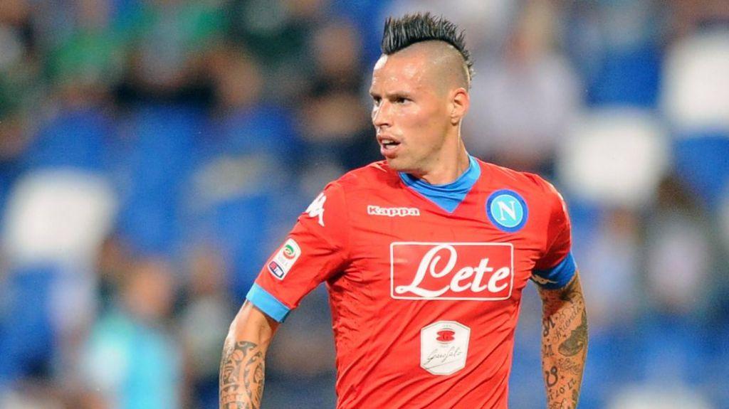 """Serie A, Hamsik (Napoli): """"contro la Juve siamo stati sfortunati"""""""