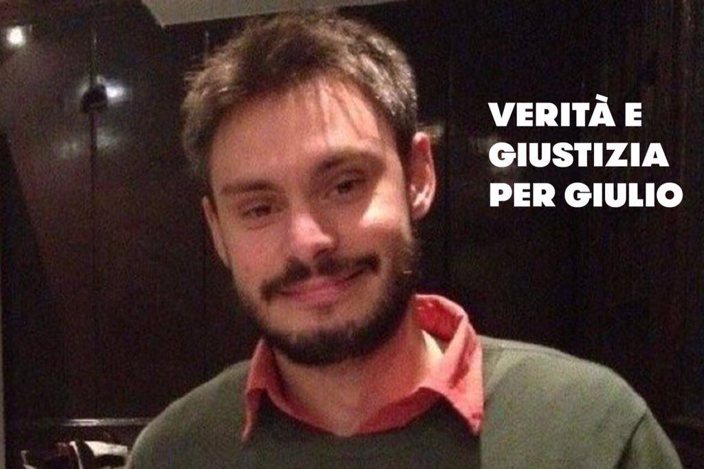 Verità e giustizia per Giulio. #Regeni https://t.co/IN8S6EpNuV