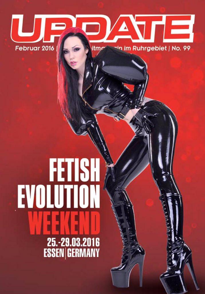 Starfucked  - Cover ✨ UPDA twitter @StarfuckedModel 99,fetishevolutionweekend,germany