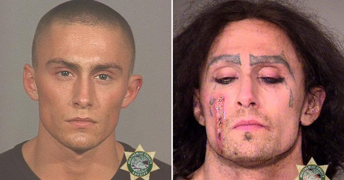Alleged Oregon : Mugshots Alleged meth changed Oregon   Scoopnest