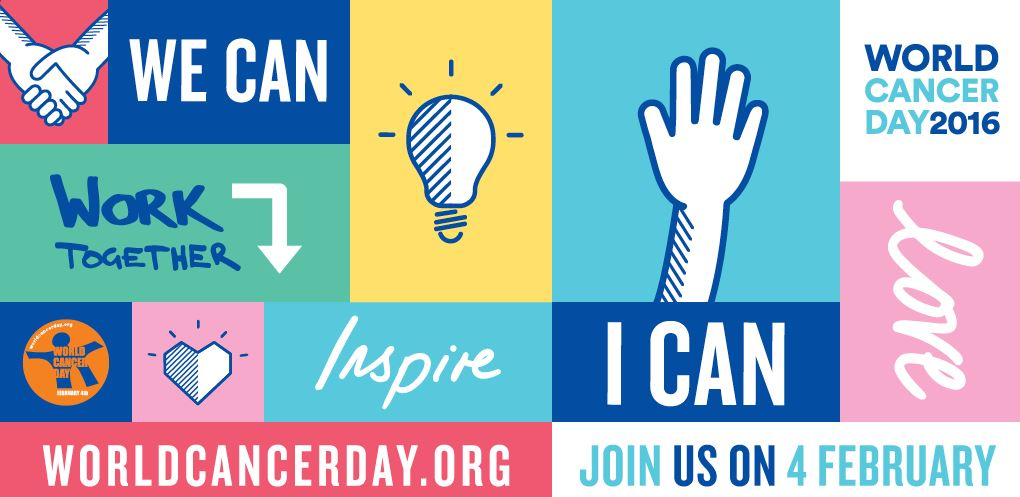 On #WorldCancerDay, let's come together to do all we can to prevent #cancer. #WeCanICan https://t.co/gJO1uPEaSl